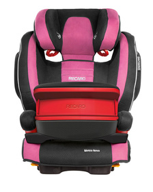Автокресло  Monza Nova IS Seatfix pink