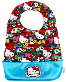 Слюнявчик на магните Be Neat hello kitty tick tok