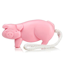 "Мыло ""Large Pig Soap on a Rope"""