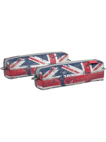 Пенал квадро mini British Flag