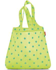 Складная сумка Mini maxi shopper lemon dots